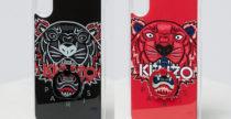Le cover di Kenzo per iPhone X