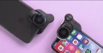 I nuovi obiettivi Olloclip per iPhone X