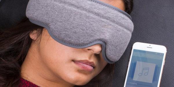 Music Sleep Mask, riposo e musica ovunque