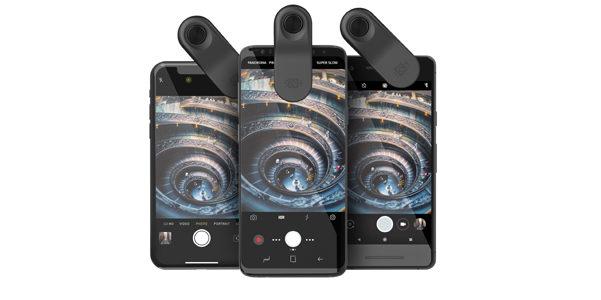 Olloclip lancia il nuovo Multi-Device Clip