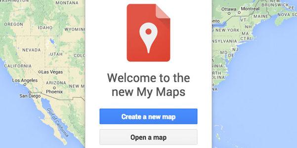 Le nuove funzioni di viaggio di Google Maps