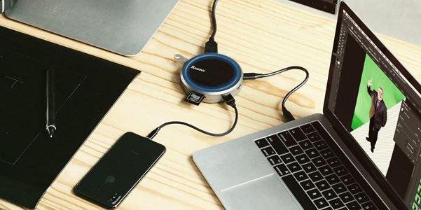 MoovyGo per connettere tutti i device a una sola presa