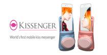 Kissenger, per baciarsi a distanza con un'app