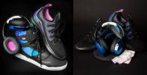 Le cuffie coordinate alle sneakers di Skullcandy e Supra