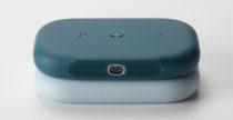 Soap Beam, il proiettore portatile che sembra un sapone