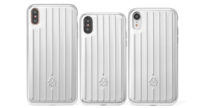 Rimowa lancia la cover per iPhone in alluminio