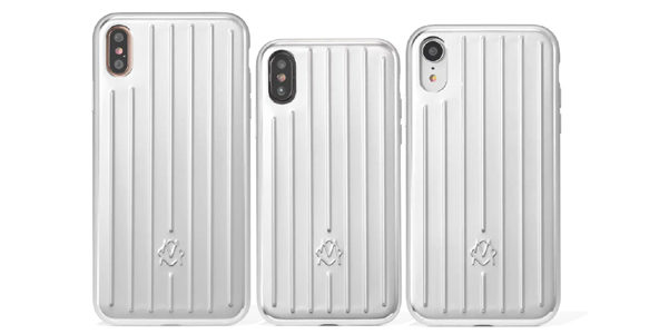 Rimowa lancia la cover per iPhone in alluminio
