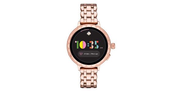 Kate Spade lancia lo smartwatch Scallop 2