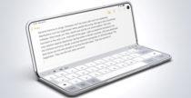 Un iPhone pieghevole che sembra un Mac (ma è ancora un concept)