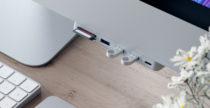 iMac Clamp Hub di Satechi