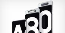 La fotocamera rotante del Galaxy A80 di Samsung