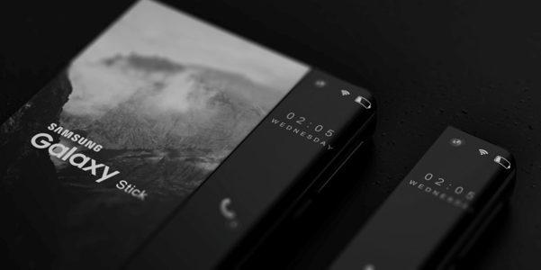 Il primo smartphone in stick di Samsung