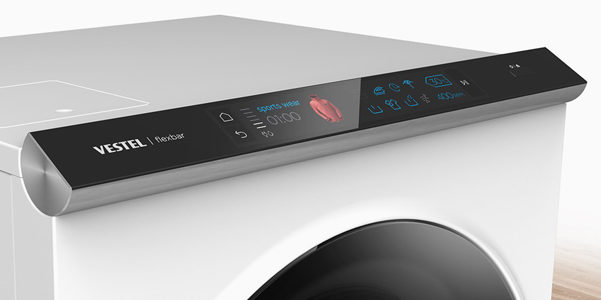 Come Flexbar ti fa interagire con la lavatrice