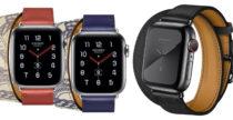 Hermès firma un'edizione limitata di Apple Watch Series 5