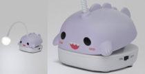 La lampada da lettura di Smoko è a dir poco adorabile