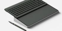 Slide, la tastiera che cela un tablet