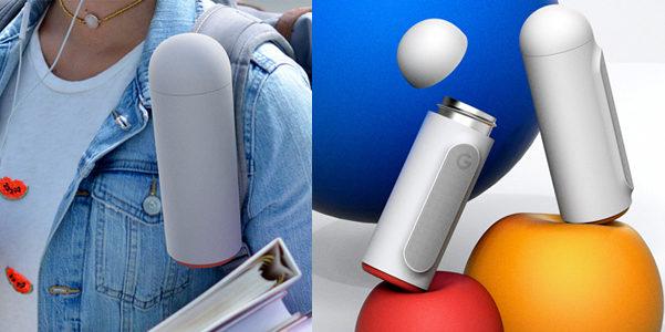 G Flask, la borraccia smart che ti purifica l'acqua