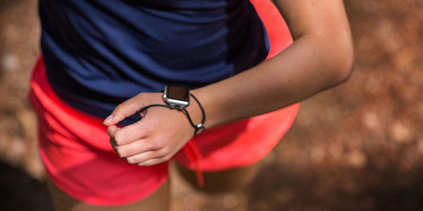 Switch Band per lo smartwatch durante lo sport
