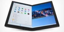Il nuovo tablet pieghevole di Lenovo