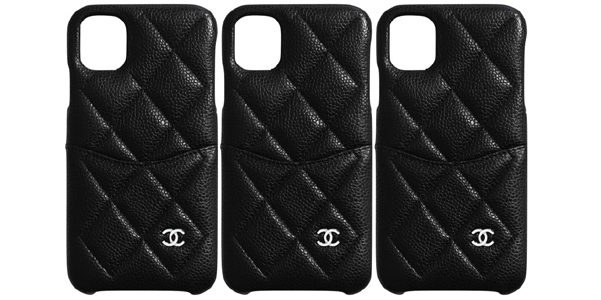 La cover di Chanel per iPhone 11 Pro
