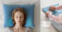 Dullo Plus, il cuscino che ti rinfresca il collo (mai più sudore)