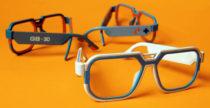 Gli occhiali hi-tech retro li firma Mutrics