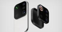 E se la fotocamera del telefono fosse staccabile come una GoPro?
