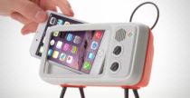 Retroduck di Bkid, il sostegno per iPhone dall'anima vintage