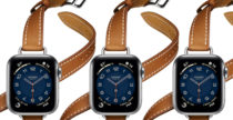 I nuovi cinturini di Hermès per Apple Watch Series 6