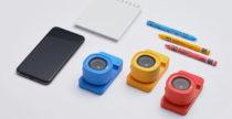 Kid'o, la lente per smartphone che sembra un pastello o un Lego