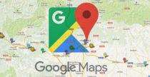 Google Maps e le mappe per i pedoni