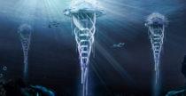 I grattacieli in fondo al mare per la nuova energia rinnovabile