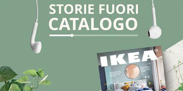Il catalogo di Ikea ora lo ascolti, è un podcast!
