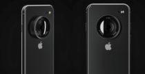 E se l'iPhone avesse una sola fotocamera gigante?