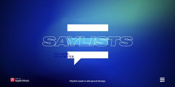 Saylists, le playlist di Apple per chi ha problemi di pronuncia