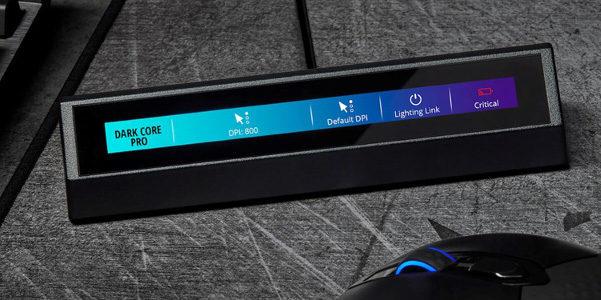 Perché devi volere la touchbar Corsair di iCue Nexus