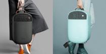 Il condizionatore portatile che è anche mini frigo