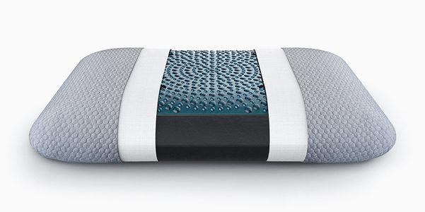 Alpha Pillow 2, il cuscino super tech