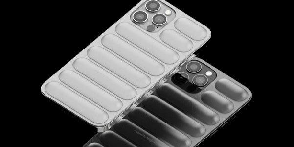 AirCase, la custodia ammortizzata per iPhone 12