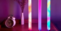 Moonside lamp, l'evoluzione della Lava lamp è fatta di luci in movimento