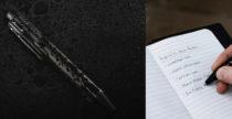 Tactiv Bolt Action Pen, la penna che non ti abbandona mai