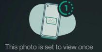 Foto e video su WhatsApp che spariscono dopo la visualizzazione