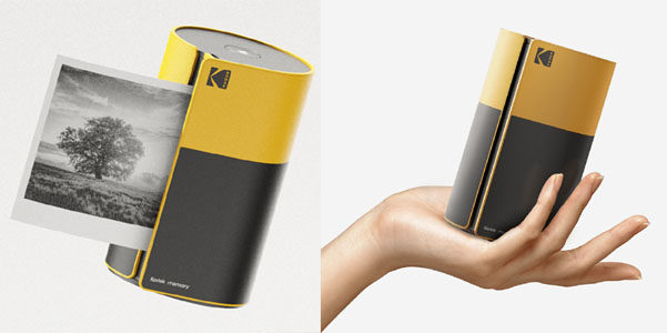 Kodak Memory, la stampante per i tuoi ricordi nostalgici